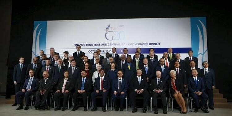Le G20 avalise la lutte contre l'évasion fiscale, annonce l'OCDE