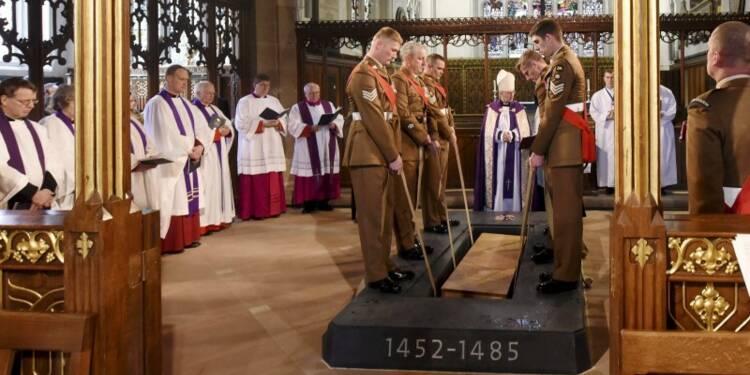 Richard III en sa dernière demeure, la cathédrale de Leicester