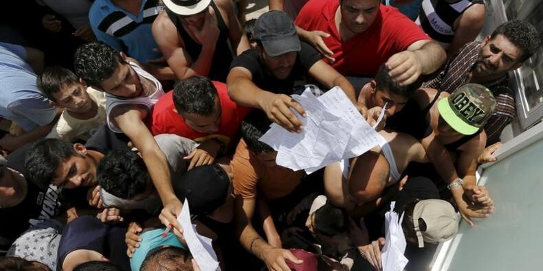 Incidents entre migrants et police grecque sur l'île de Kos