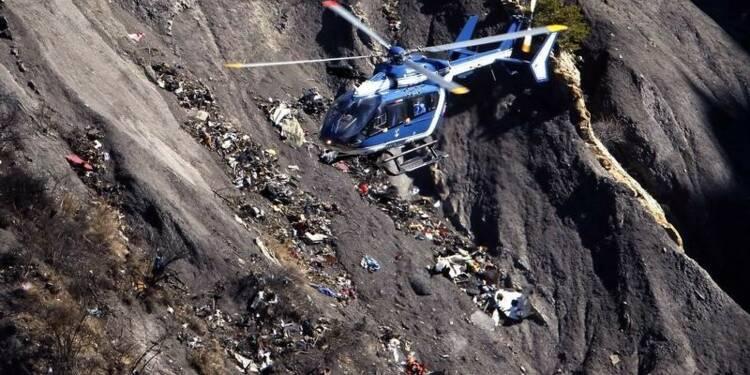 Les 150 victimes du vol Germanwings identifiées, dit le parquet