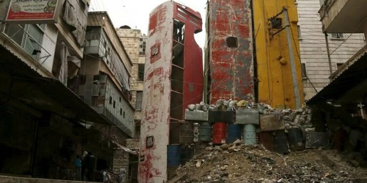 Le peuple syrien se sent abandonné, estime l'Onu