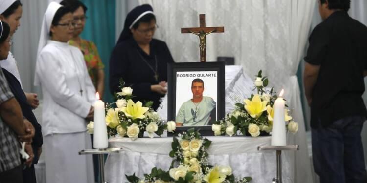 Huit des condamnés à mort en Indonésie ont été exécutés