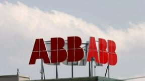 ABB réduit son objectif de croissance du CA, la Chine évoquée