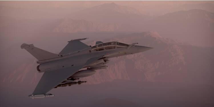Le Qatar commande 24 Rafale à la France