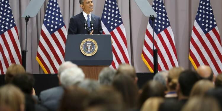 L'accord sur le nucléaire ou une nouvelle guerre, avertit Obama