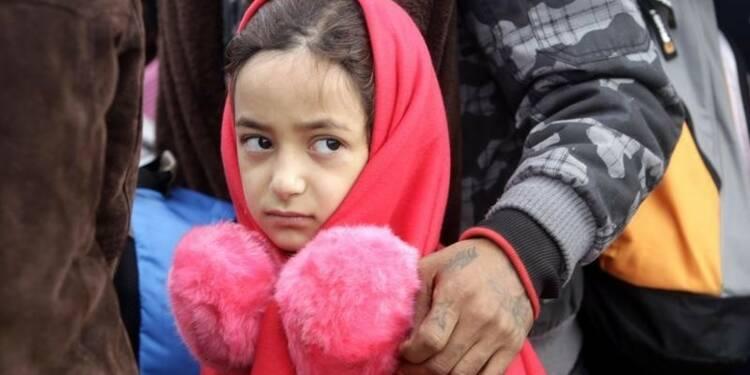Le pape invite les paroisses d'Europe à accueillir des réfugiés