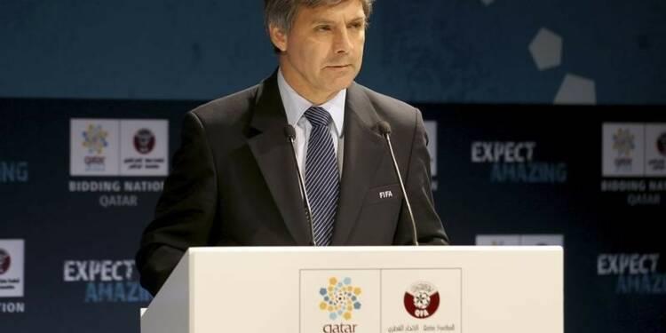 Un ex-responsable des Mondiaux 2018 et 2022 suspendu par la FIFA