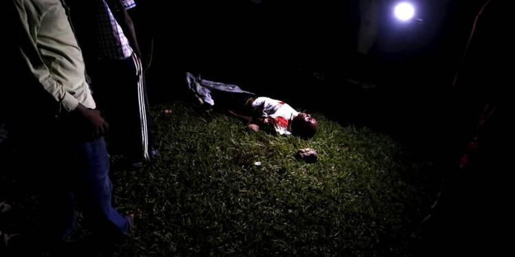 Assassinat d'un dirigeant de l'opposition burundaise à Bujumbura