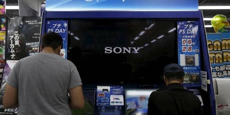 PlayStation 4 permet à Sony de rester dans le vert