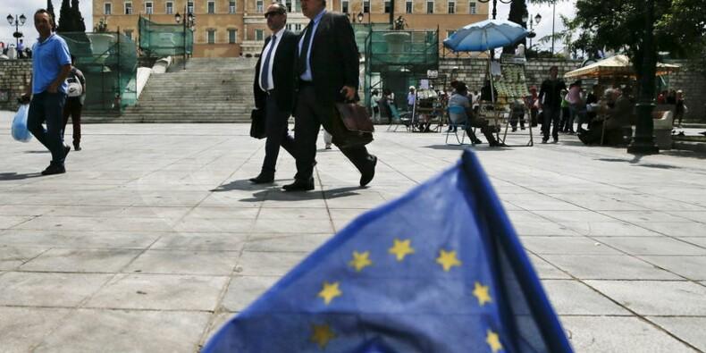 Athènes attend de l'Eurogroupe un satisfecit peu probable
