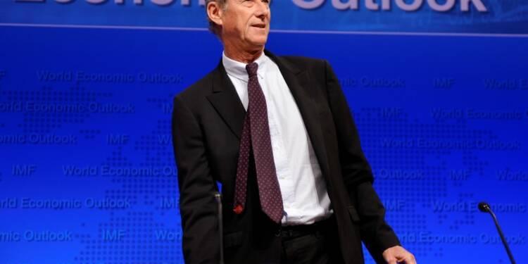 Le FMI annonce le départ du chef économiste Olivier Blanchard