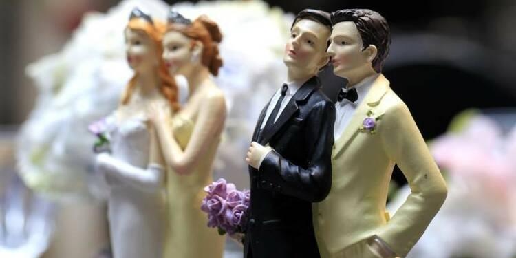 Cinq mois de prison avec sursis pour refus de mariage gay