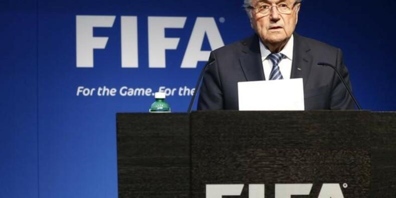 """""""Je ne suis pas un corrompu"""", assure Sepp Blatter"""