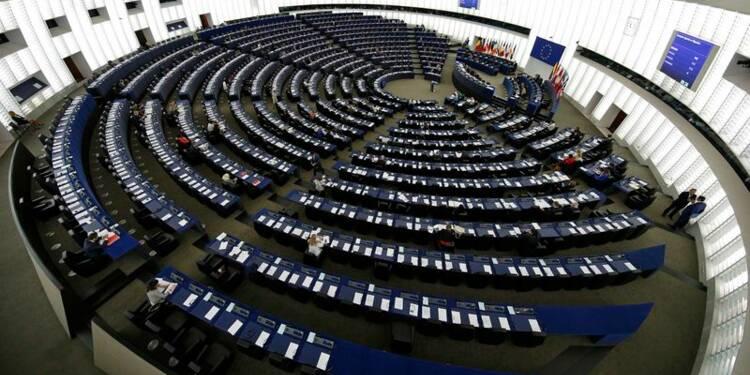 Le FN est parvenu à constituer un groupe au Parlement européen