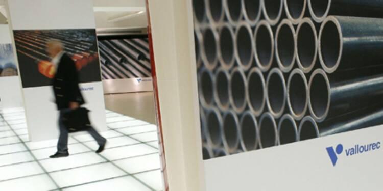 Une filiale de Vallourec multiplie les contrats, l'action s'envole