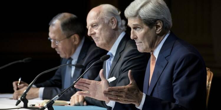 Peu de progrès à Vienne dans les discussions sur la Syrie