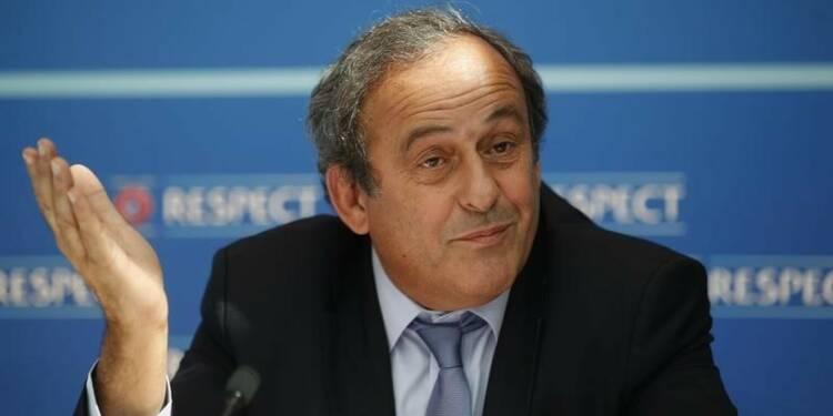Blatter et Platini voient l'appel contre leur suspension rejeté
