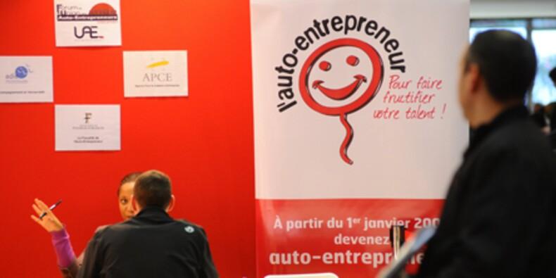Un créateur d'entreprise sur deux est un autoentrepreneur