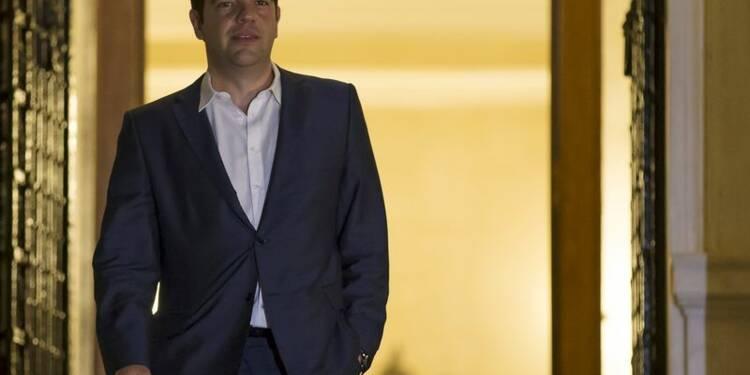 Alexis Tsipras soumet le plan d'aide à la Grèce à référendum