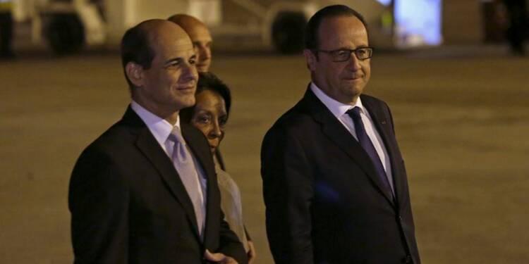 François Hollande à Cuba : la France avance ses pions