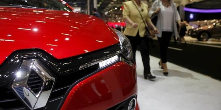 Pour Renault, l'Europe compense le reste du monde