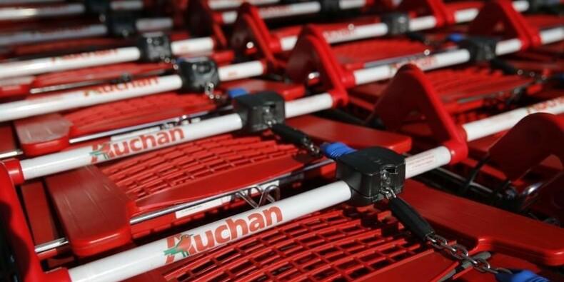 Début d'année difficile pour Auchan