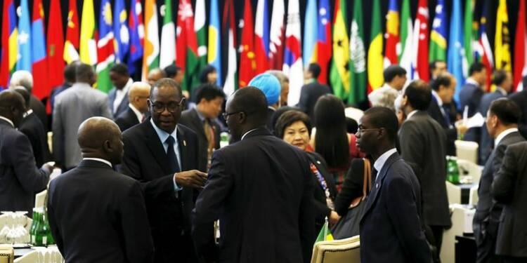 A Djakarta, Asie et Afrique prônent un nouvel ordre mondial