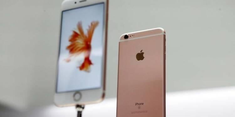 Apple fait état d'un bon démarrage pour ses nouveaux iPhone