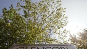 Glencore a levé 2,5 milliards de dollars