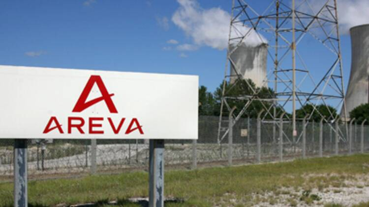 Areva pourrait construire un nouvel EPR aux Etats-Unis