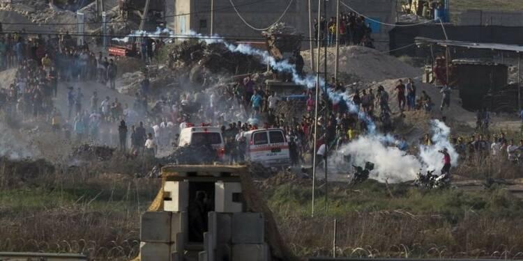 """Nouveau """"jour de colère"""" dans les territoires palestiniens"""