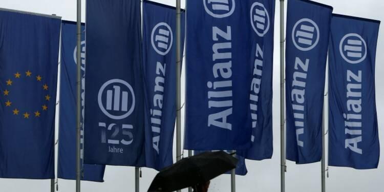Allianz rate le consensus au 3e trimestre
