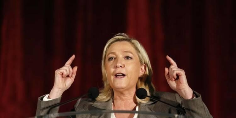 Tuer le père, un risque modéré pour Marine Le Pen