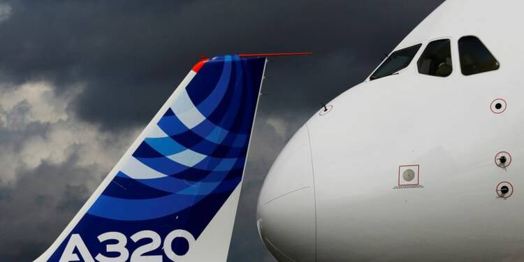 Saudi Arabian confirme acheter 50 Airbus