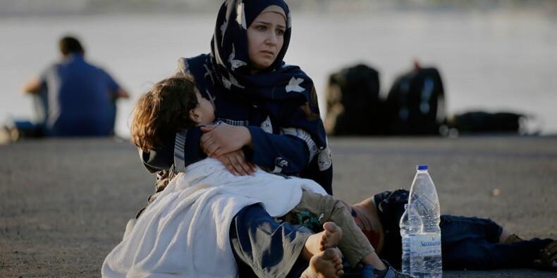 Berlin et Paris veulent presser l'UE sur le dossier des migrants