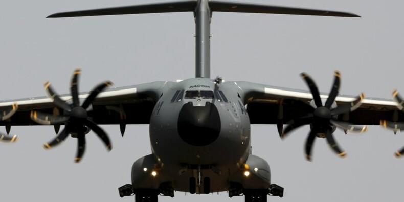 Problèmes de puissance sur trois moteurs de l'A400M accidenté