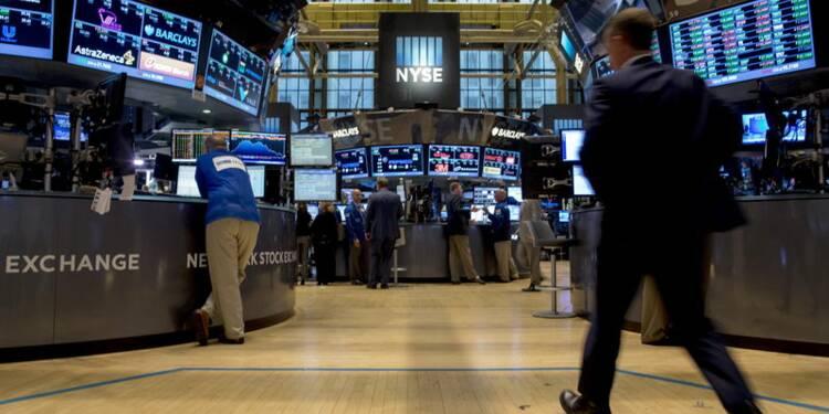 Wall Street devrait finir 2015 sur une hausse symbolique