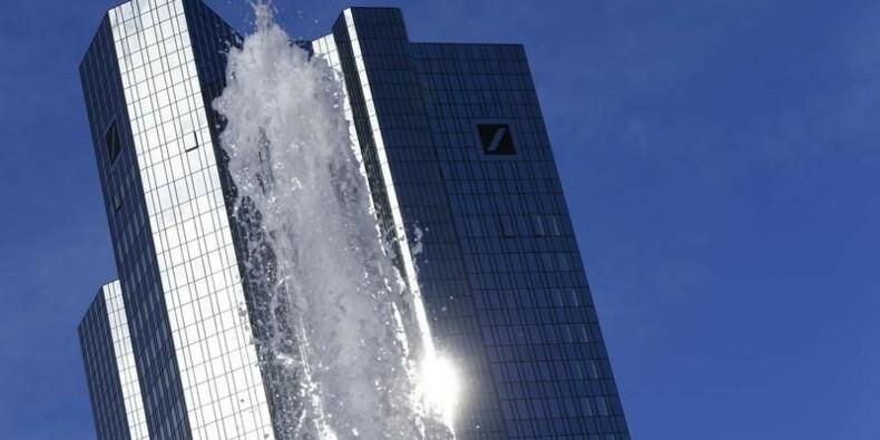 Les co-présidents de Deutsche Bank excluent de démissionner
