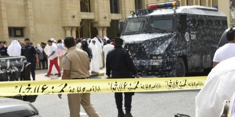 Plusieurs arrestations après l'attentat à la bombe au Koweït