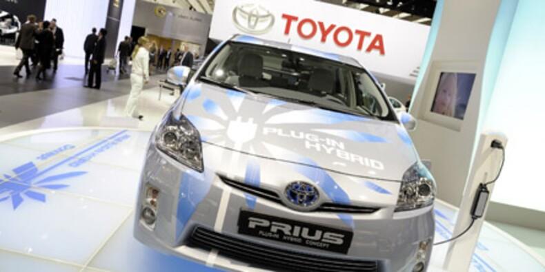 Toyota mis en cause pour un problème de freins sur la Prius