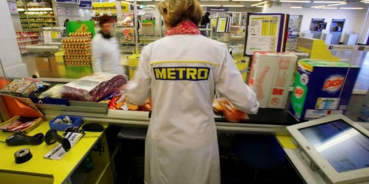 Amendes en Allemagne contre des distributeurs dont Metro