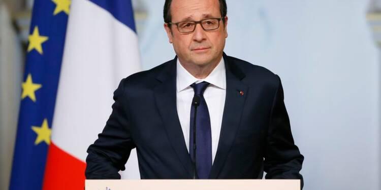 François Hollande alloue des moyens supplémentaires à la Défense