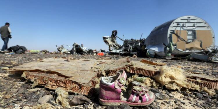 L'Egypte continue d'étudier toutes les pistes sur l'A321 russe
