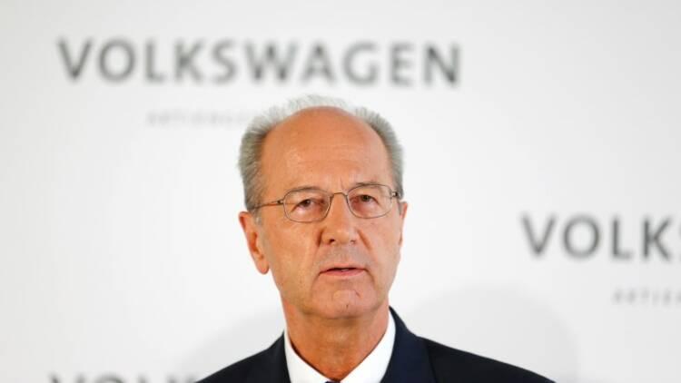Volkswagen ne prévoit pas une solution rapide au scandale