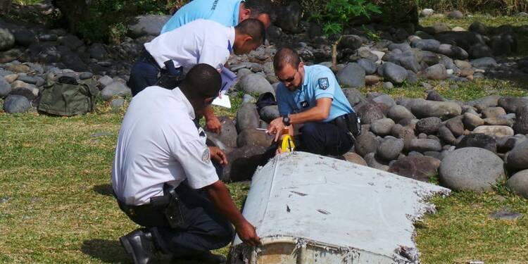 Le débris de La Réunion provient probablement d'un Boeing 777