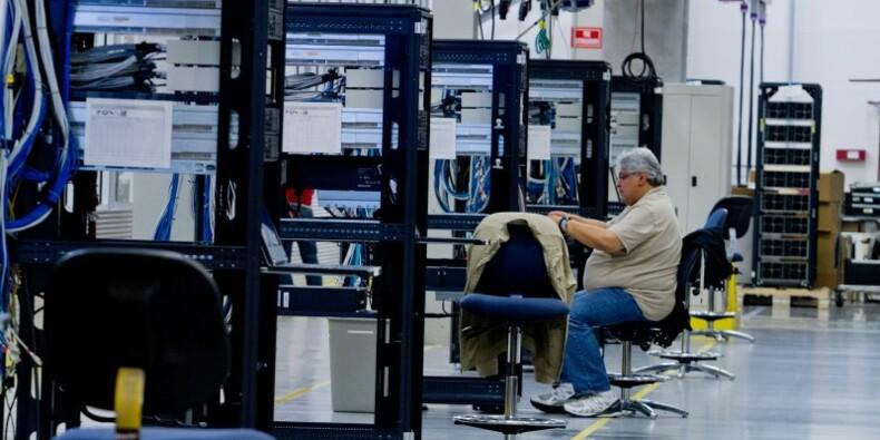 La croissance dans le secteur des services s'accélère aux USA