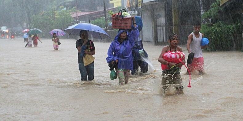 Les épisodes pluvieux extrêmes plus fréquents depuis 1980