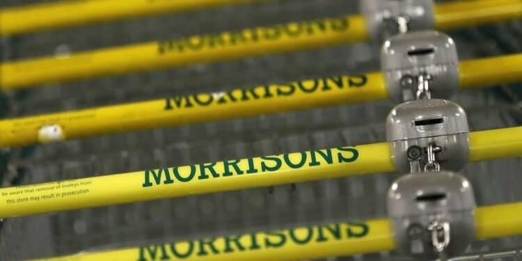 Morrisons discute de la cession de ses magasins de proximité