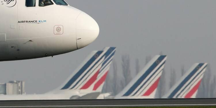 """Le DRH d'Air France propose des contrats de travail """"à la carte"""""""