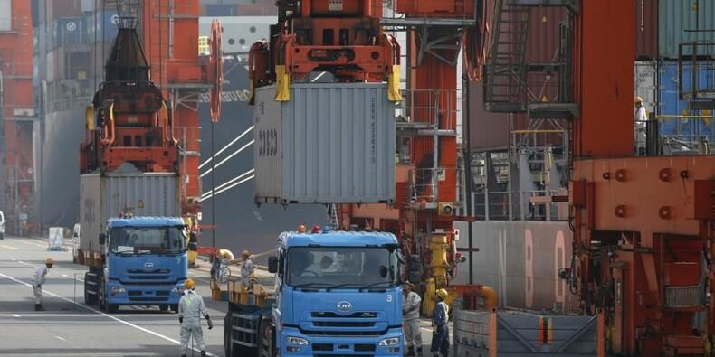 La croissance des exportations japonaises au ralenti